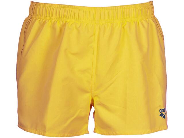arena Fundamentals X-Shorts Men, geel